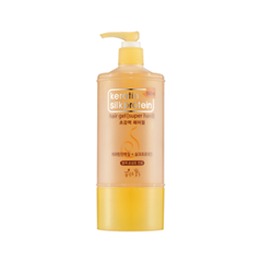 Гель - Keratin Silkprotein Super Hard Hair Gel