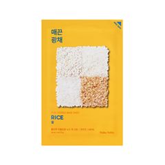 Тканевая маска - Pure Essence Mask Sheet Rice