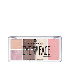 Для лица - Eye & Face Palette 01