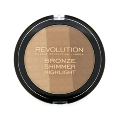 Для лица - Ultra Bronze Shimmer and Highlight
