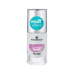Топы - Gummy Touch Top Coat