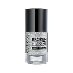 Топы - Broken Glass Effect Top Coat