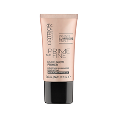 Праймер - Prime And Fine Nude Glow Primer