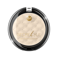 Компактная пудра - Secretale Mat Touch Face Powder 01