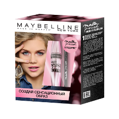 Глаза - Набор Maybelline New York