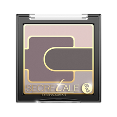 Тени для век - Secretale Eyeshadow Kit 02