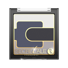 Тени для век - Secretale Eyeshadow Kit 03