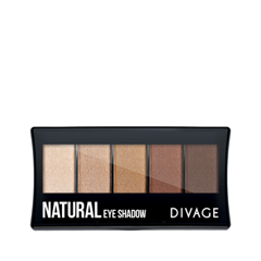 Для глаз - Palettes Eye Shadow Natural