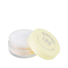Рассыпчатая пудра - Mineral 100 Tone Up Sun Powder SPF50+ PA++ Natural Beige