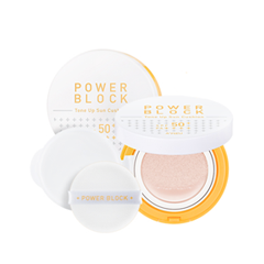 Кушон - Power Block Tone Up Sun Cushion