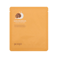 Гидрогелевая маска - Gold & Snail Hydrogel Mask Pack
