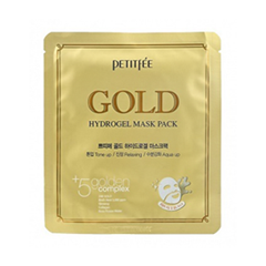 Гидрогелевая маска - Gold Hydrogel Mask Pack