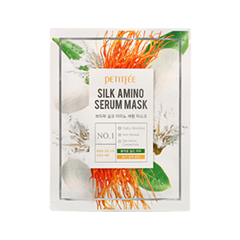 Тканевая маска - Silk Amino Serum Mask