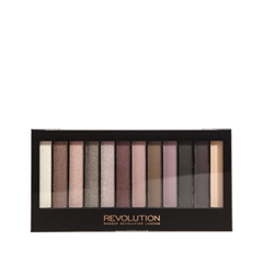 Для глаз - Redemption Palette Romantic Smoked