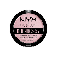 Хайлайтер - Duo Chromatic Illuminating Powder 02