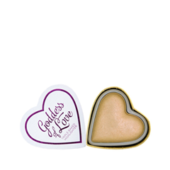 Хайлайтер - Blushing Hearts Goddess of Love Highlighter Golden Goddess