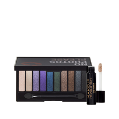 Для глаз - I Heart Makeup Slogan Palette with Mini Primer No Photos Please