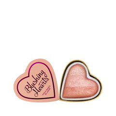 Румяна - I Heart Makeup Blushing Hearts Triple Baked Blushes Peachy Pink Kisses