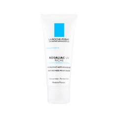 Крем - Rosaliac UV Riche Fortifying Anti-Redness Moisturizer