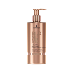 Кондиционер - BlondMe Keratin Restore Bonding Cleansing Conditioner