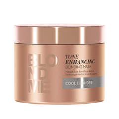 Маска - BlondMe Tone Enhancing Bonding Mask Cool Blond