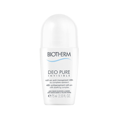 Дезодорант - Стик Deo Pure Invisible 48h