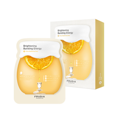 Тканевая маска - Набор Citrus Brightening Sheet Mask Set