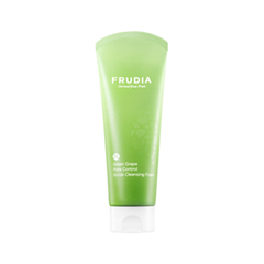 Скраб - Green Grape Pore Control Scrub Cleansing Foam