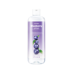 Мицеллярная вода - The Fresh Plop Cleansing Water Blueberry