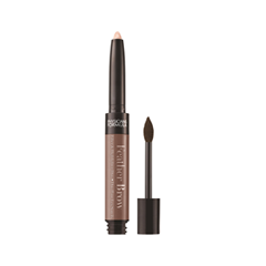Набор для бровей - Eye Booster Lash Feather Brow Fiber & Highlighter Duo