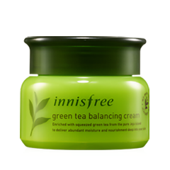 Крем - Green Tea Balancing Cream