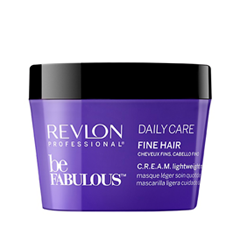 Маска - Be Fabulous C.R.E.A.M. Lightweight Mask for Fine Hair