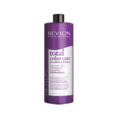 Шампунь - Revlonissimo Total Color Care In-Salon Services Antifading Shampoo for Blondes