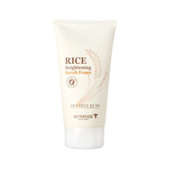 Скраб - Rice Brightening Scrub Foam