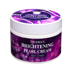Крем - Moisture Brightening Pearl Cream
