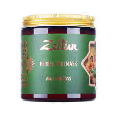 Маска - Herbal Hair Mask Anti Hair Loss