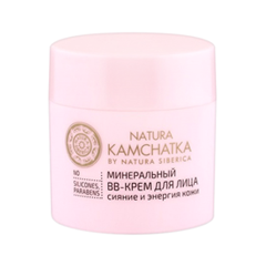 BB крем - Natura Kamchatka Mineral BB Face Cream