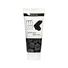 Пенка - Charcoal Pure Cleansing Foam