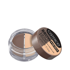 Помада для бровей - Brow Hero 2in1 Brow Pomade & Camouflage Waterproof 010