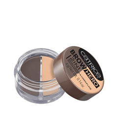 Помада для бровей - Brow Hero 2in1 Brow Pomade & Camouflage Waterproof 020