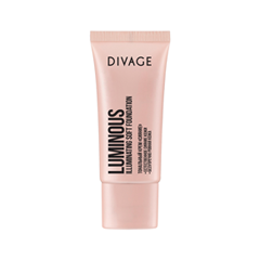 Тональная основа - Luminous Illuminating Soft Foundation 02