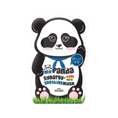 Маска - My Panda Synergy Up Soothing Mask Pack