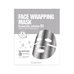 Тканевая маска - Face Wrapping Mask Hyaluronic Solution 80