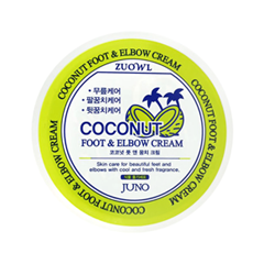 Крем для ног - Zuowl Foot & Elbow Cream Coconut