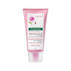 Бальзам и кондиционер - Soothing And Anti-Irritating Gel Conditioner With Peony