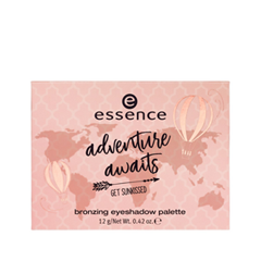 Для глаз - Adventure Awaits Bronzing Eyeshadow Palette