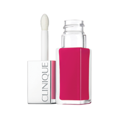 Блеск для губ - Clinique Pop Lacquer Lip Colour + Primer