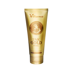 Пенка - 24K Gold Snail Cleansing Foam