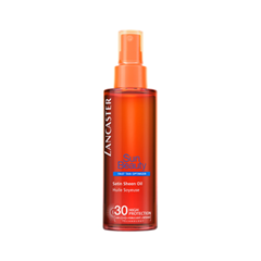 Автозагар - Sun Beauty Satin Sheen Oil Fast Tan Optimizer SPF30