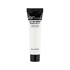 CC крем - Let Me Know CC Cream SPF50+ РА+++